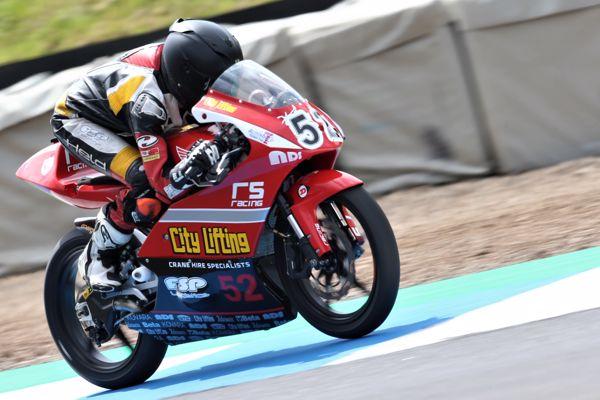 Honda British Talent Cup saddles up for Brands Hatch