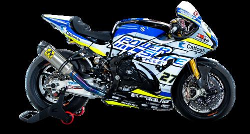 Powerslide/ Catfoss Racing Suzuki