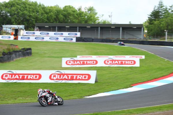 Buchan remains ahead in SUPERPICKS free practice as Brookes misses out
