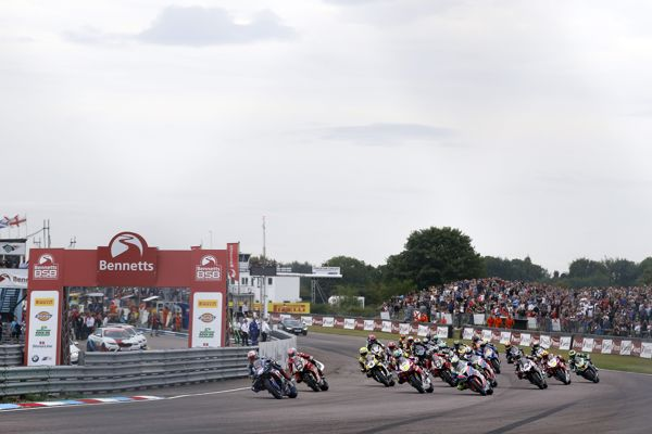Stage set for Thruxton thriller as Bennetts British Superbike title fight hits Hampshire