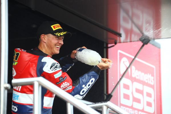 """Championship leader Iddon: """"No room for complacency"""" ahead of Brands Hatch"""