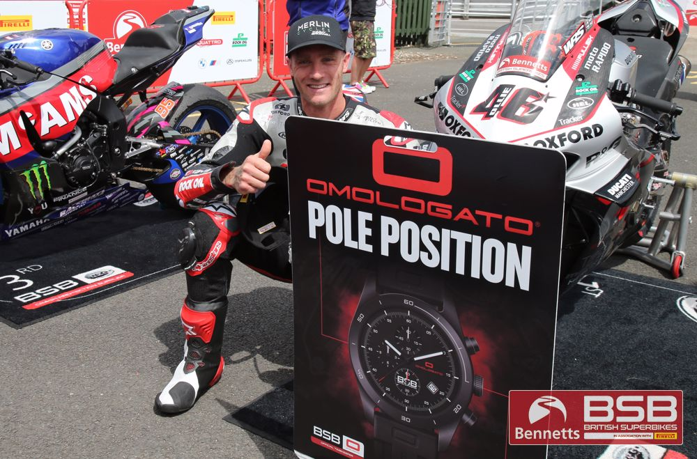 Bridewell claims pole position in first SUPERPICKS Qualifying of 2021