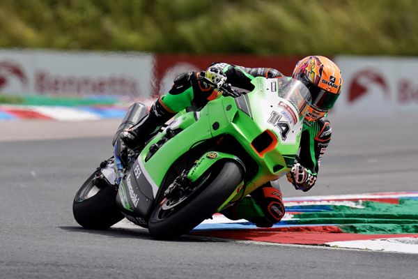 Jackson tops SUPERPICKS Free Practice 1 in changing conditions