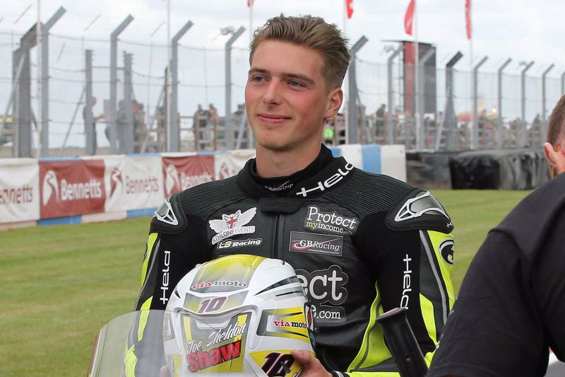 Sheldon-Shaw joins iForce Lloyd & Jones BMW from their home round