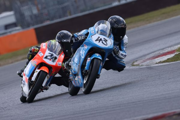 Honda British Talent Cup set for the season opener at Oulton Park
