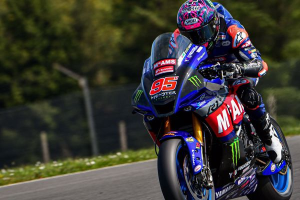 Mackenzie pumped for Knockhill return this weekend