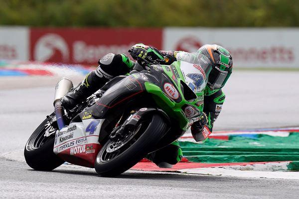 Quattro Group British Supersport: Kennedy Tops Second Practice