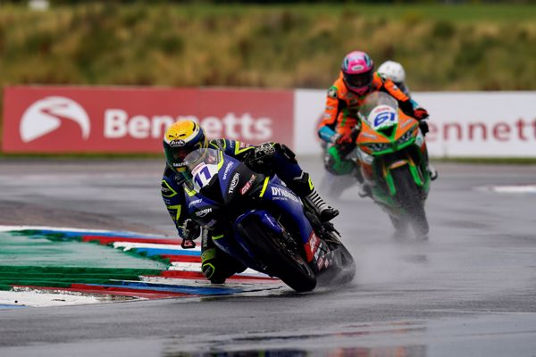 Quattro Group British Supersport: Smith takes dominant win