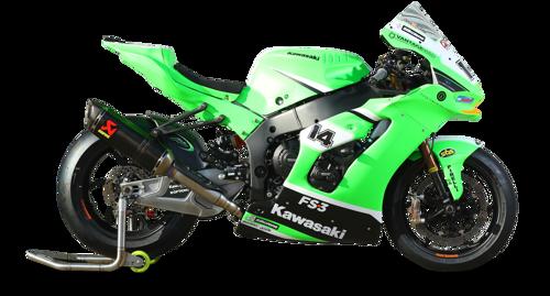 FS-3 Racing Kawasaki