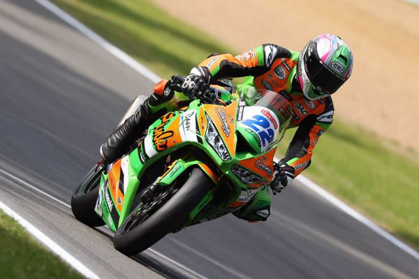 McGlinchey wins R&G Rookie of the Meeting for Brands Hatch