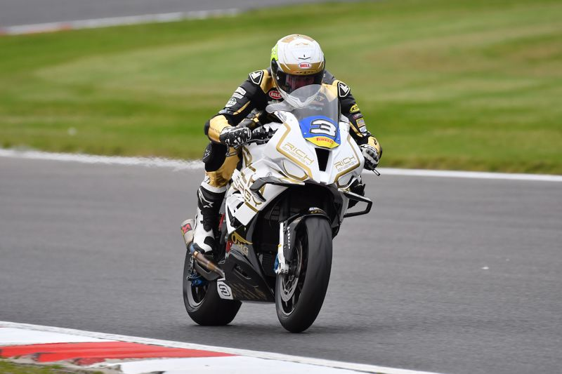 Pirelli National Superstock: McConnell wins as Neave secures title