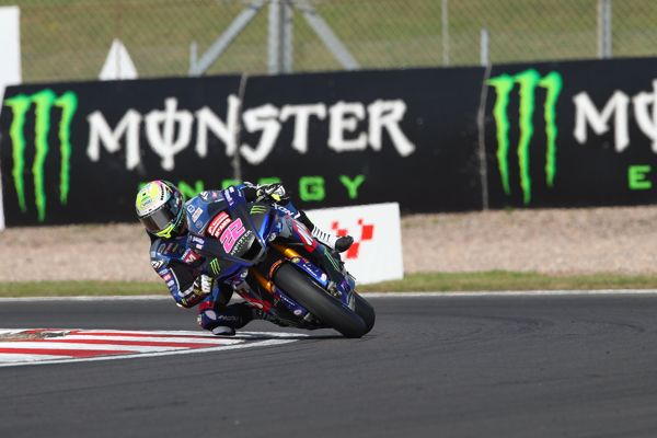 Monster Energy powers into a tenth season with the Bennetts British Superbike Championship