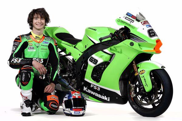 Supersport champion Skinner set for Superbike race debut