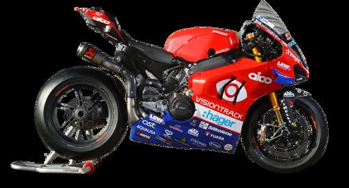 VisionTrack Ducati