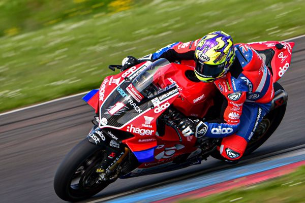 Brookes ready to 'boost championship potential' at Knockhill